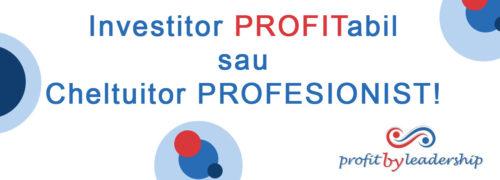 curs PBL investitor profitabil